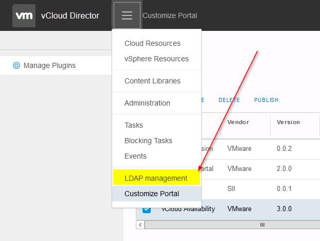 Extending VMware vCloud Director functionalities – vUptime
